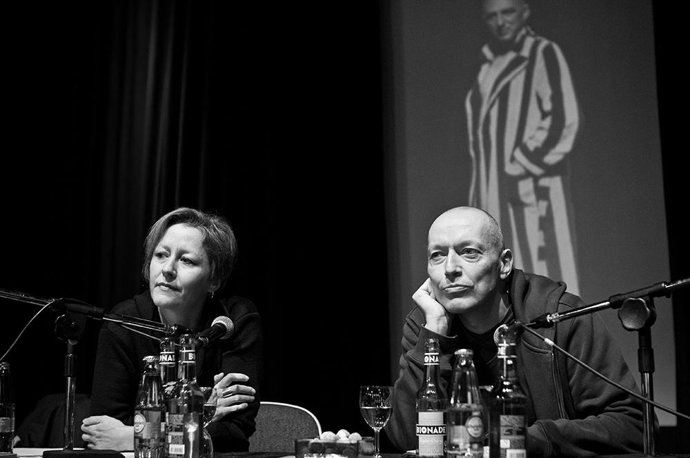Birgit Kohler, Stefan Landorf v.l. © Duisburger Filmwoche, Foto: Simon Bierwald
