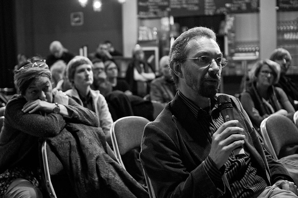Michael Sennhauser © Duisburger Filmwoche, Foto: Simon Bierwald