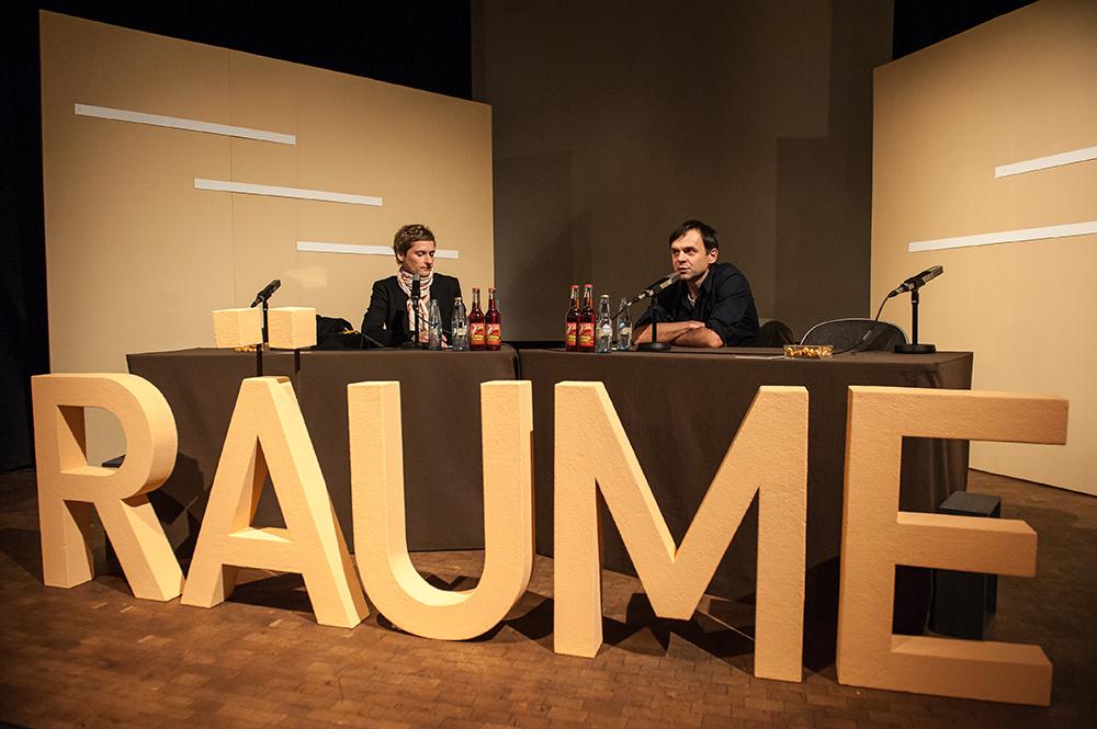 Cristina Nord, Dariusz Kowalski v.l. © Duisburger Filmwoche, Foto: Simon Bierwald