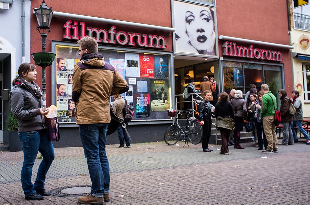 © Duisburger Filmwoche, Foto: Simon Bierwald