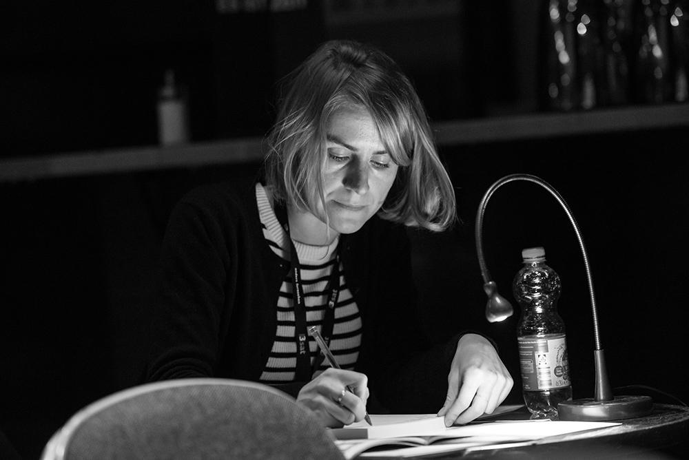 Lena Serov © Duisburger Filmwoche, Foto: Simon Bierwald