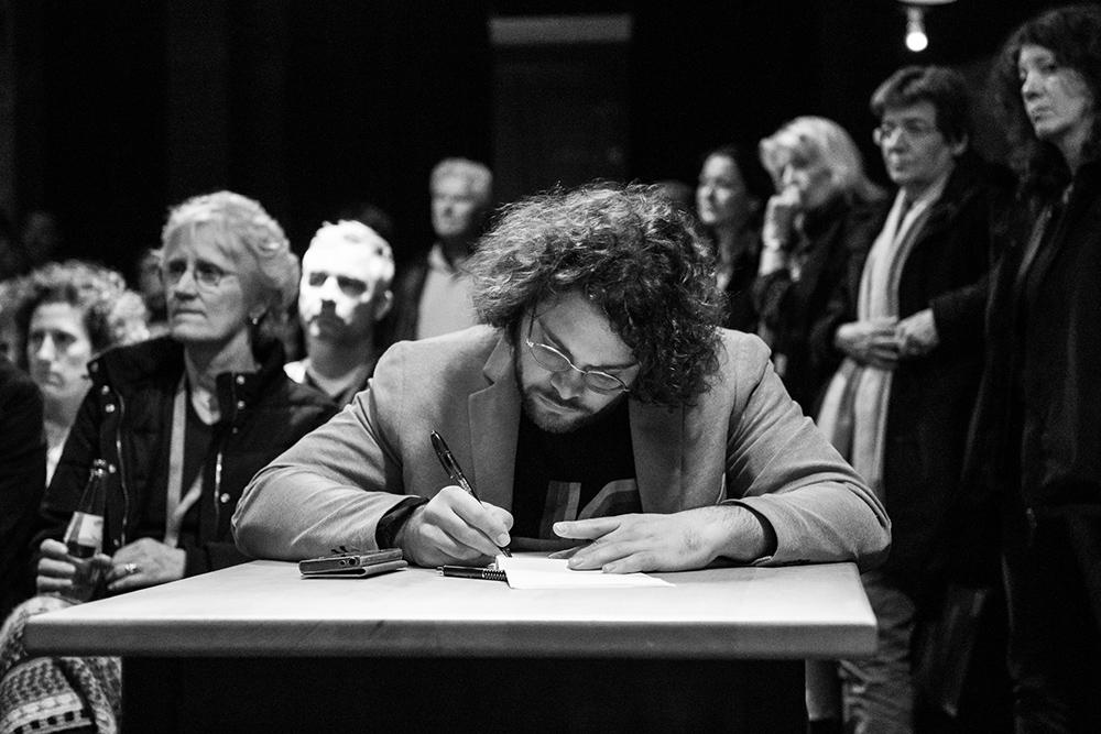 Robert Dörre © Duisburger Filmwoche, Foto: Simon Bierwald