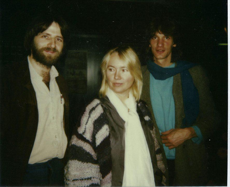 Michael Springer, Edith Schmitt, Werner Ružička v.l. © Duisburger Filmwoche