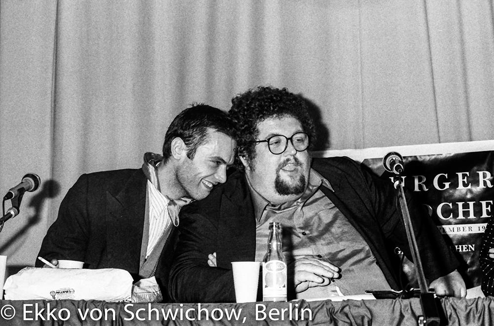 Jens Berthold, Peter Kern v.l. © Ekko von Schwichow