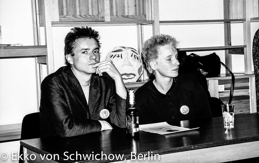 Torsten Alisch, Judith Klinger v.l. © Ekko von Schwichow