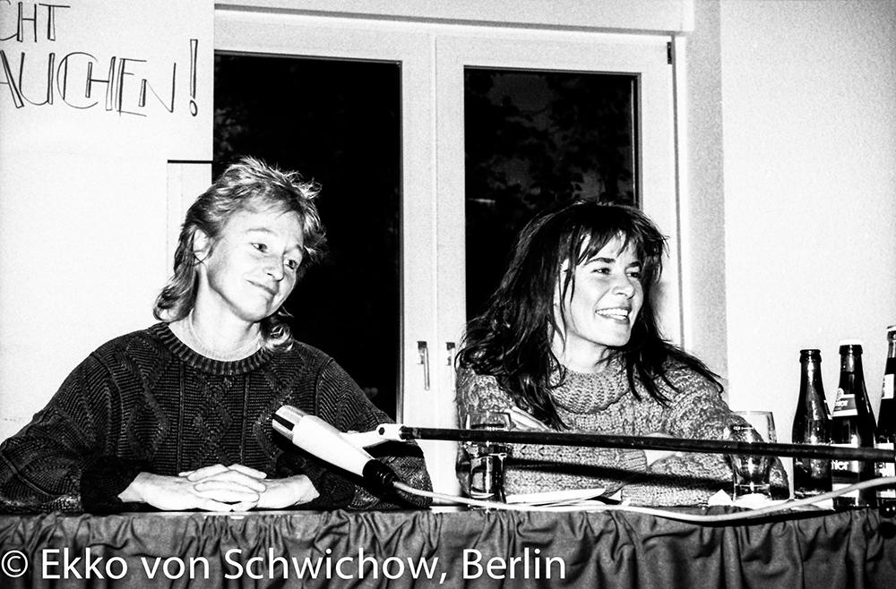 Miriam Quinte, Juliane Gissler v.l. © Ekko von Schwichow
