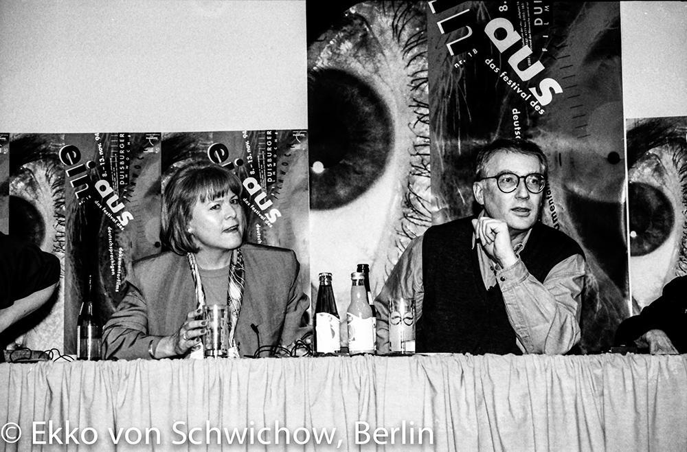 Elfi Kreiter, Hans-Dieter Grabe v.l. © Ekko von Schwichow