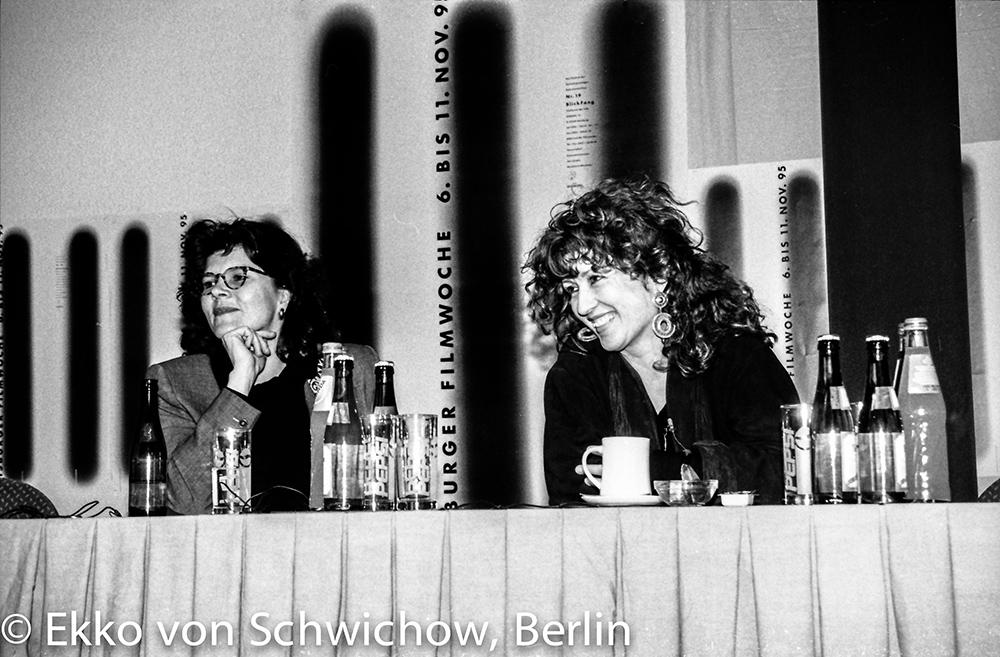 Elke Müller, Antonia Lerch v.l. © Ekko von Schwichow