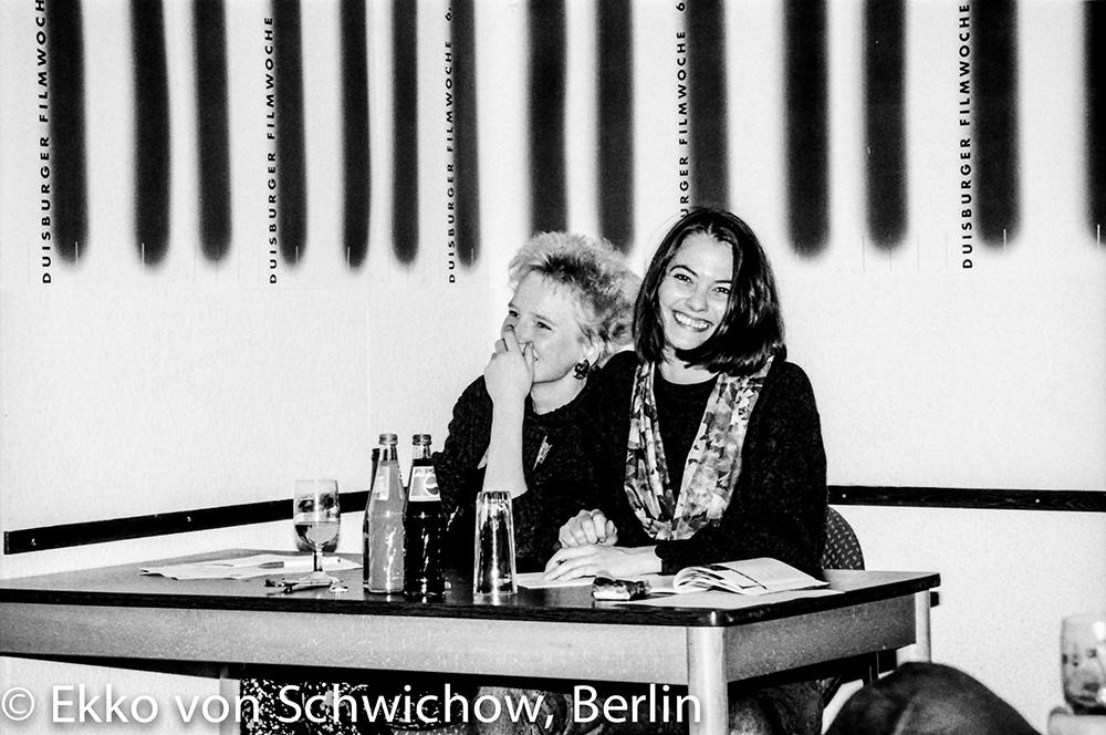 Judith Klinger, Antje Ehmann v.l. © Ekko von Schwichow