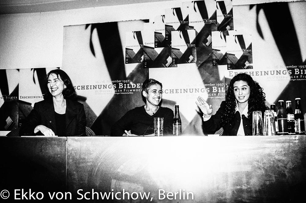 Sabine Fröhlich, Aysun Bademsoy, Fikriye Selen v.l. © Ekko von Schwichow