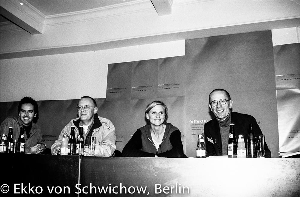 Jörg Adams, Michael Loeken, Ulrike Franke v.l. © Ekko von Schwichow