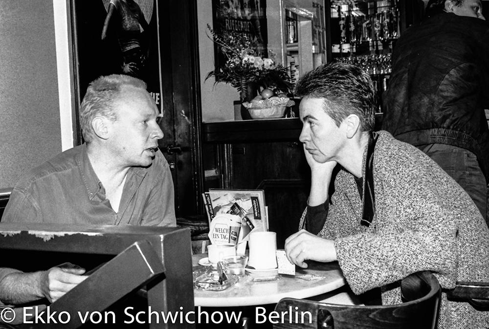 Stefan Sachs, Inge Claßen v.l. © Ekko von Schwichow