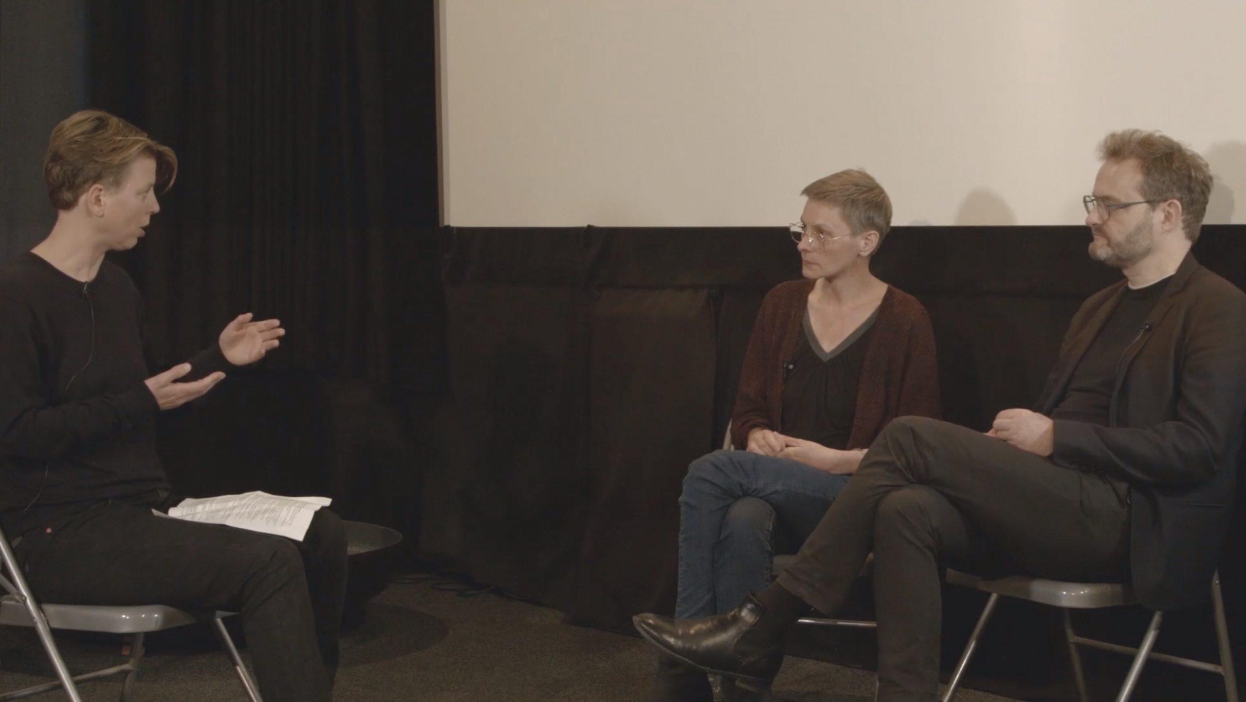 Alex Gerbaulet, Sabine Herpich, Tobias Büchner v.l.